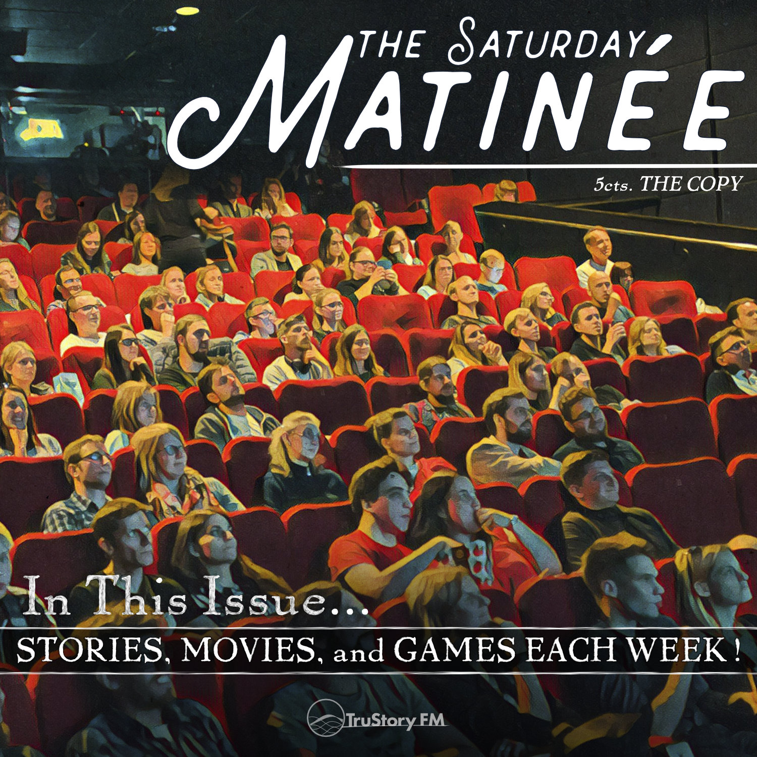 Saturday Matinée by The Next Reel Film Podcasts